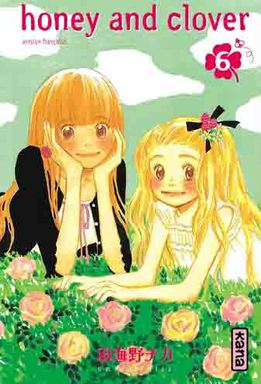 """""""Honey and Clover"""" Tome 6"""