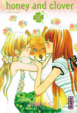 """""""Honey and Clover"""" Tome 8"""