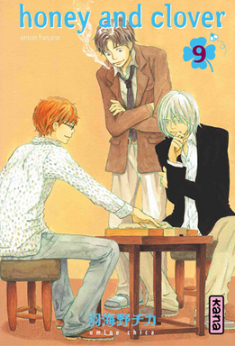 """""""Honey and Clover"""" Tome 9"""